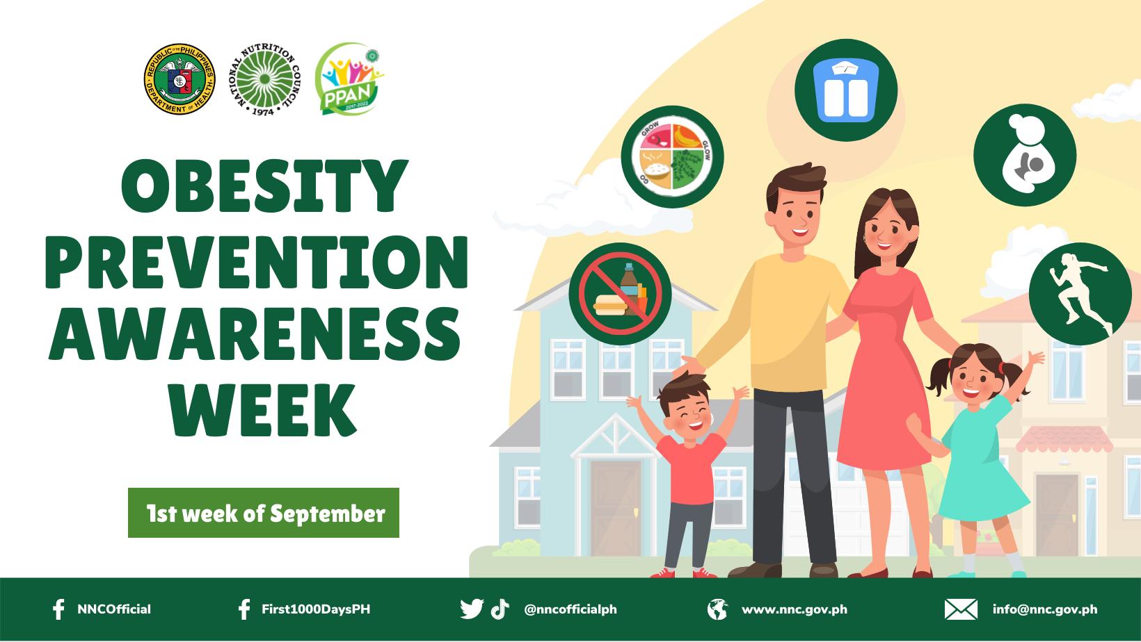 Obesity Prevention Awareness Week